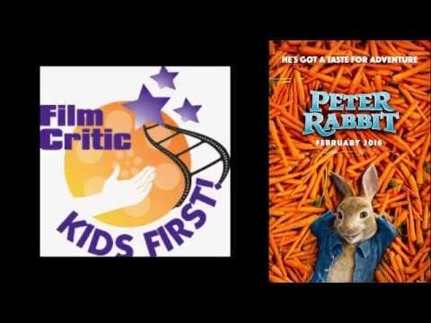 Film Review: Peter Rabbit by KIDS FIRST! Film Critic Morgan B. #KIDSFIRST! #PeterRabbit