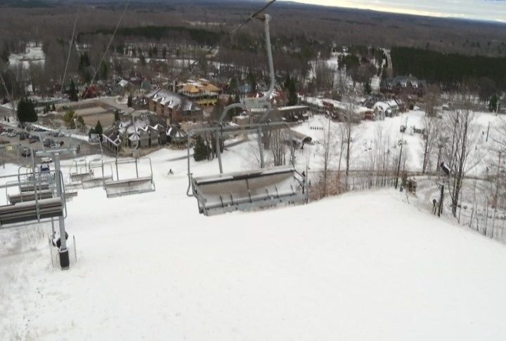 Crystal Mountain Ski Resort Gets Head Start on Winter Season - Northern Michigan's News Leader