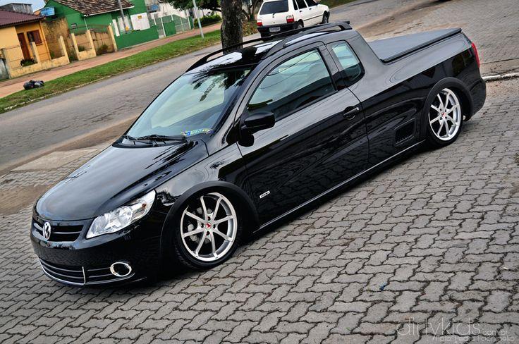 VW Saveiro custom