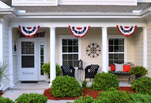 Decorating your Home for the Memorial Day Holiday   Stagetecture