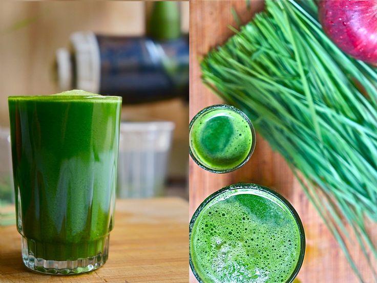 wheatgrass juice at kirstyloves.co.za