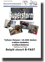 Uitkijk   EXTRA - Superstorm over de Filippijnen - e-Actuamagazine