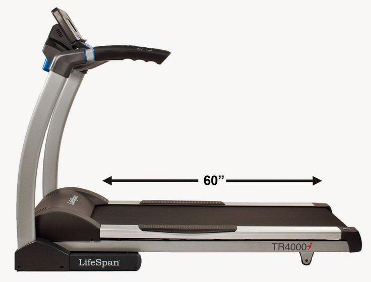 LifeSpan Fitness TR4000i Treadmill Review
