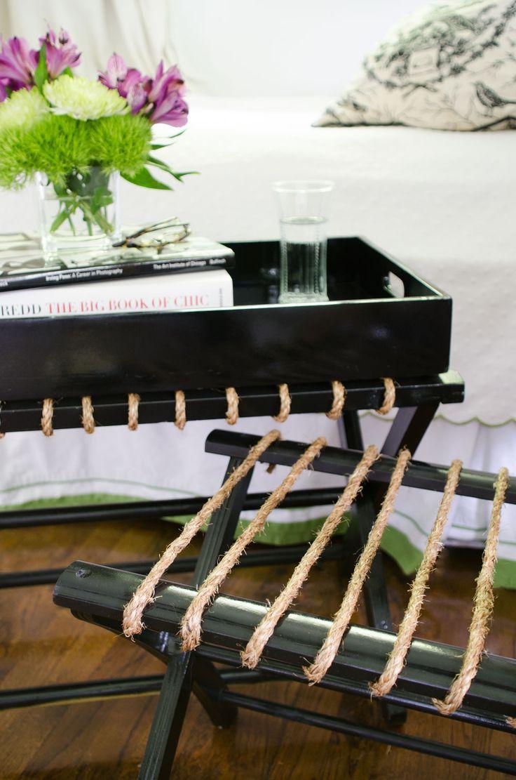 Best 25+ Luggage rack ideas on Pinterest | Airbnb ideas, Air bnb ...