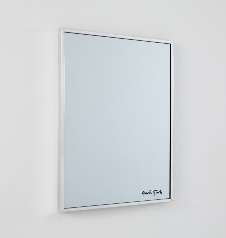 Your Authorised Reflection, 2009  Gavin Turk