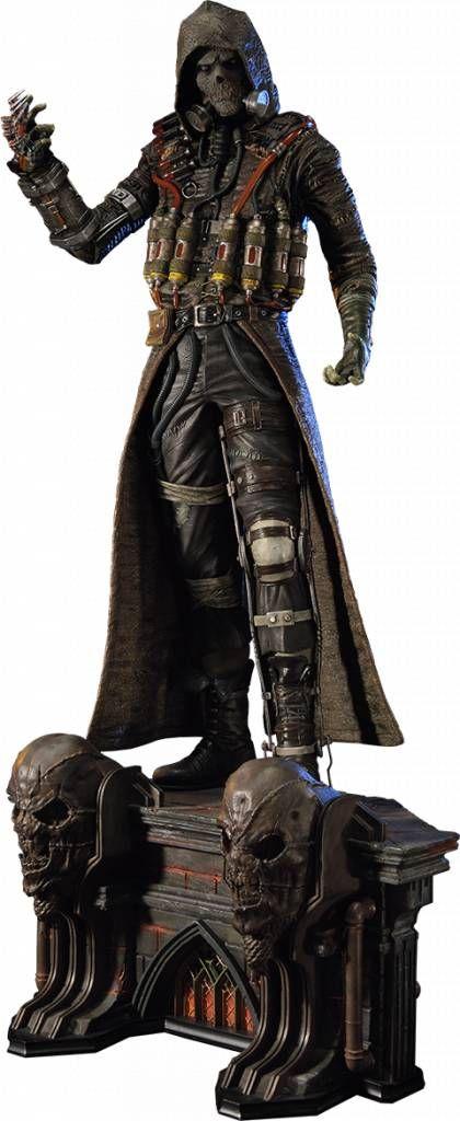The Movie Store is gespecialiseerd in action-figures, bustes, statues en prop-replica's van uw favoriete films en games.