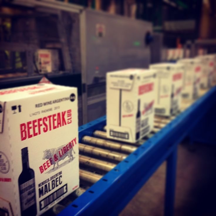 Beefsteak Club Boxes #wine