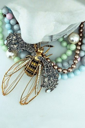 Colier Organic Aircraft necklace Special Design by IULIA ALBU Handcrafted by TRIA ALFA