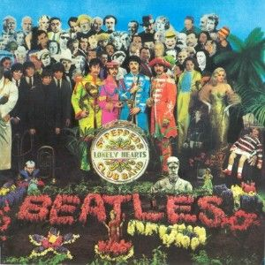 """In the """"Paul is dead"""" mythology, if Abbey Road is the funeral procession, Sgt. Pepper's Lonely Hearts Club Band is the burial. The Beatles had decided to stop touring and focus on…"""