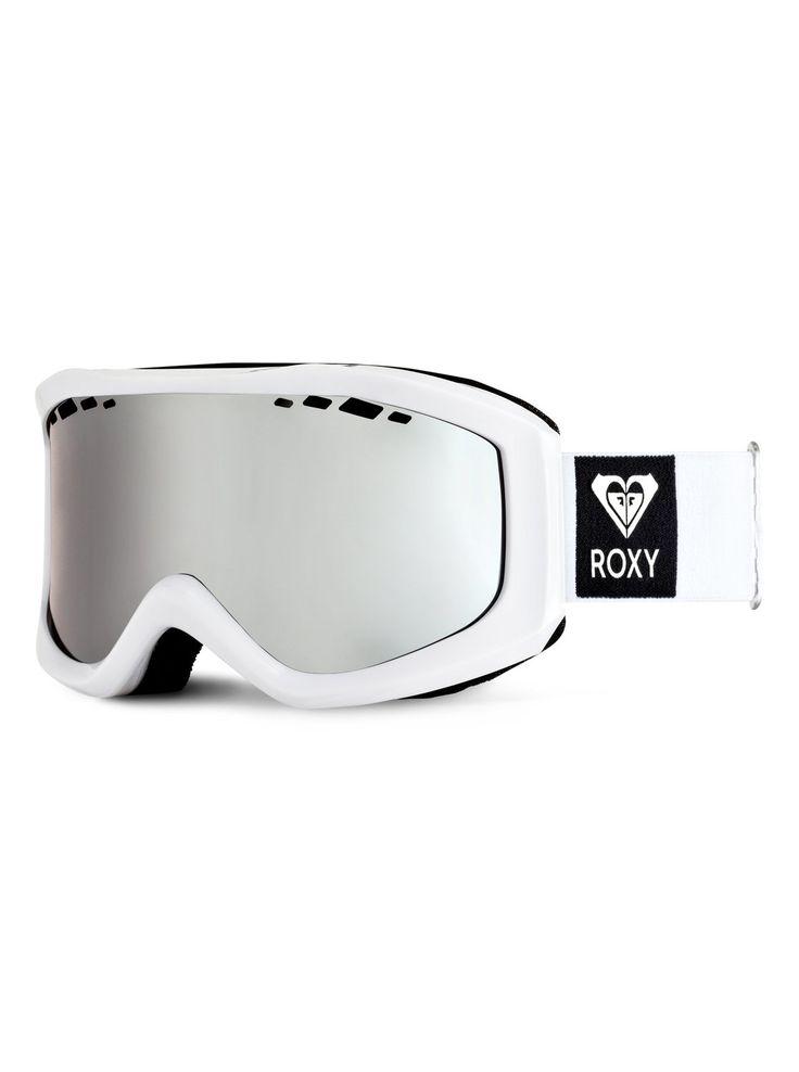 roxy, Sunset - Snowboard Goggles, WHITE (wbb8)