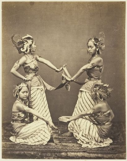 Serimpi, Java traditional dance
