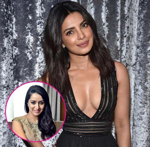 Priyanka Chopra's birthday wish for Shraddha Kapoor is endearing #FansnStars