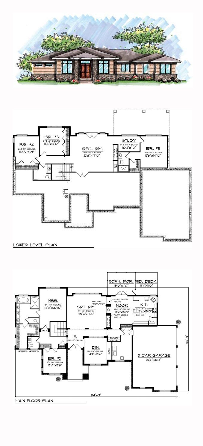 17 best images about southwest house plans on pinterest for Southwest house plans