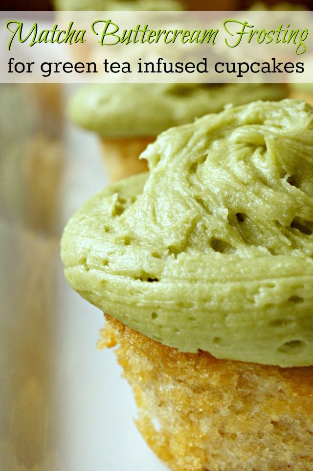 Cake With Fruit Soaked In Tea : Matcha Buttercream Frosting Recipe Cakes, Matcha and ...