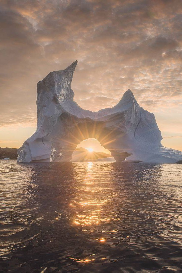 "banshy: "" Scoresby Sound, Greenland // Daniel Kordan """