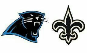 Panthers and Saints