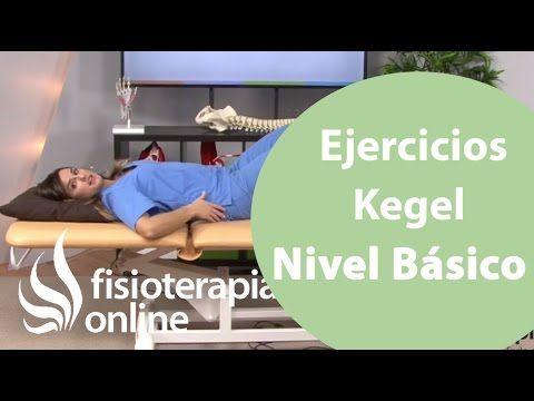 Fortalecer tu suelo pélvico. Ejercicios de Kegel para principiantes. - YouTube