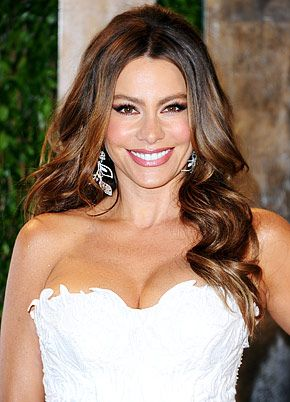 Sofia Vergara's Hair Color