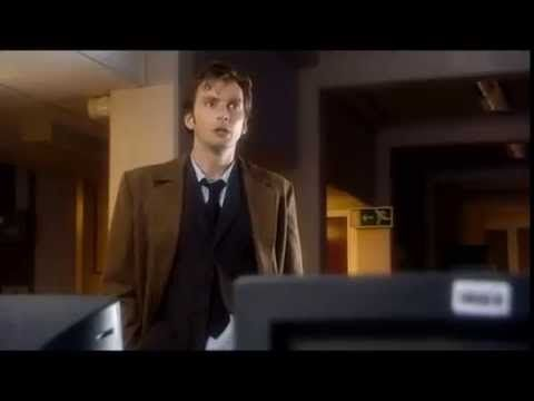 Doctor Who - Iconic Quotes & Humorous Moments of The Tenth Doctor, Part 1 - YouTube