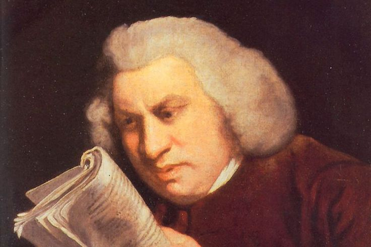 In the week that Samuel Johnson, the 18th century lexicographer who wrote the English language's most comprehensive dictionary, celebrates his 308th birthday, it's only right that he is bestowed with two of the greatest honours known in the modern world… To be given his very own Google Doodle, and to be mentioned off-handedly in the+ Read More