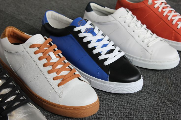 5 Colemans in a row. You can customize your own using any of our premium grade materials all at one flat rate. // Our Shoes // #electfootwear #sneakers #custom #customize #fashion