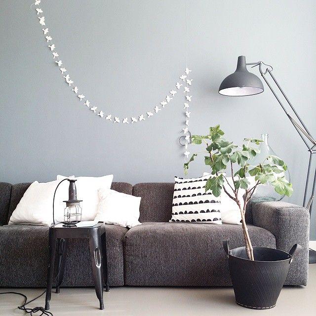 [decor fofa] sofá e cor da parede