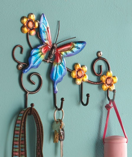 beautifully idea key holders for wall. Art Key Ring Holders shimmer in beautiful jeweltones  The metallic sheen of these Wall makes them true works art 79 best lakeside com favorites images on Pinterest Lakeside