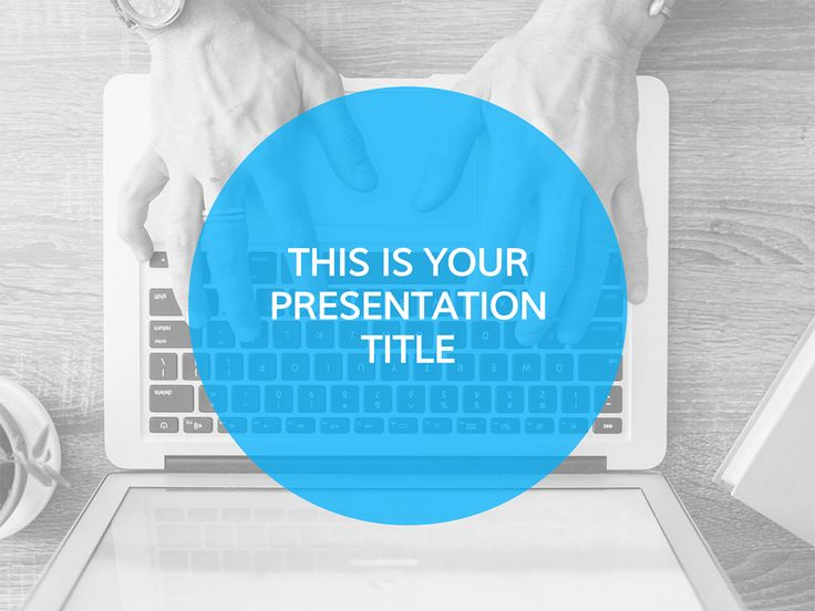 Create professional decks for your business meetings with this free presentation template. Adapt it to your brand just by changing the color and adding your own photos. Impress your workmates with this corporate and modern design.