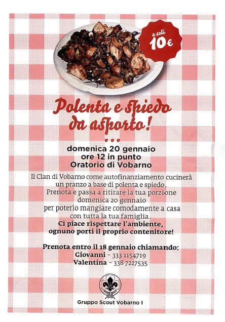 Polenta e Spiedo da asporto a Vobarno http://www.panesalamina.com/2013/8097-polenta-e-spiedo-da-asporto-a-vobarno.html