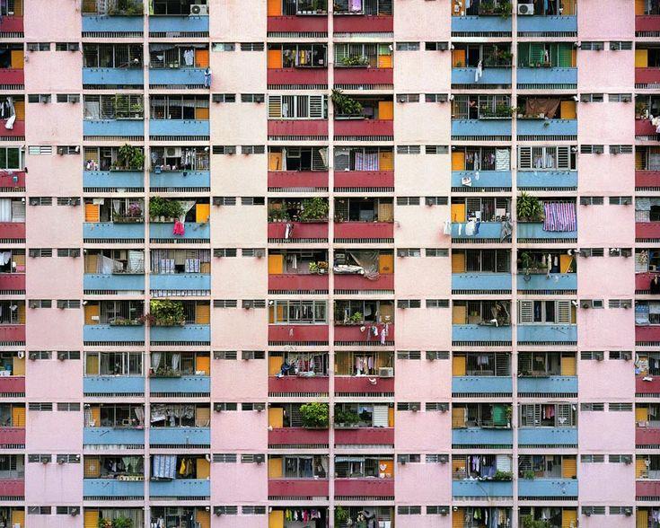 IlPost - © Michael Wolf, Architecture of Density, scout shots - © Michael Wolf, Architecture of Density, scout shots