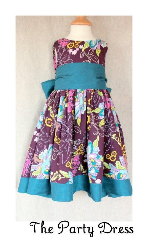 Party Dress - Sewing