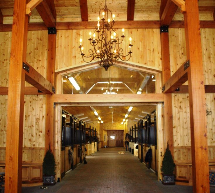 Kings Grant Farm A Premier Hunter Jumper Facility In Caledon Ontario Is Truly The Embodiment Of Dream Barn Offering Ultimate Luxury For Horse