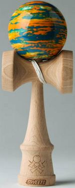 kendamas | Sweets Marbled kendamas