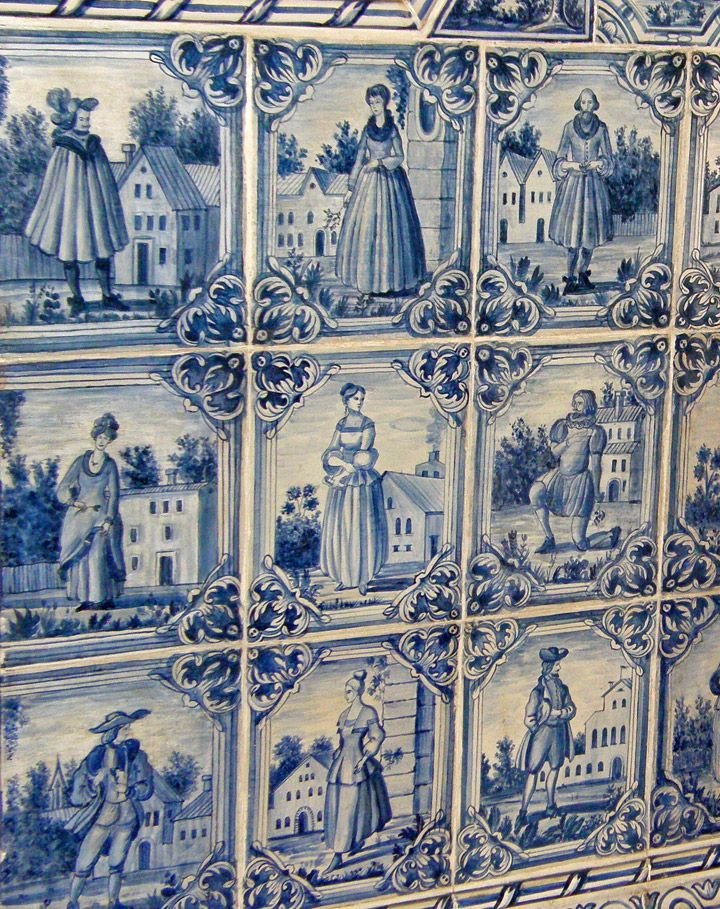 delft tile panel Handmade tiles can be colour coordinated and customized re. shape, texture, pattern, etc. by ceramic design studios