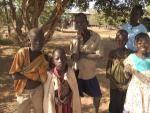 Children living in Kakuma Refugee Camp.