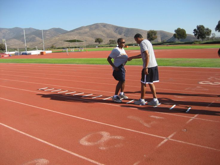 USA Track & Field coach and Olympic gold medalist Joaquim