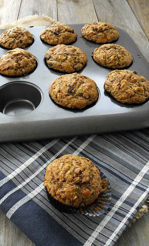 ... Raisin Muffins, Zucchini Oatmeal, Raisin Muffinsbak, Oatmeal Raisin