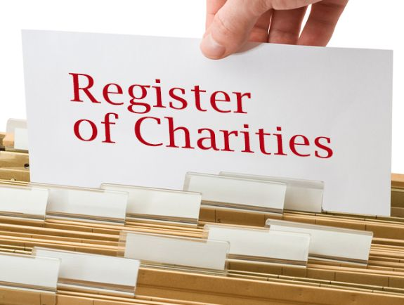Register your charity now with us