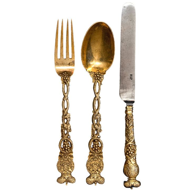 Tsar of Russia Silver Flatware Set 1847  sc 1 st  Pinterest & 8 best Russian images on Pinterest | Easter eggs Enamels and ...