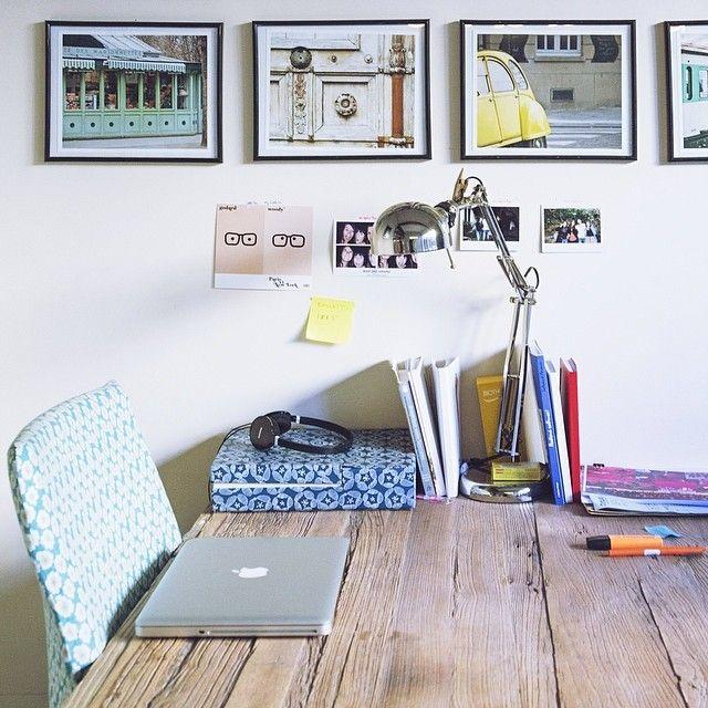 Google ne fait pas mieux pour inspirer ses collaborateurs ! Et chez vous, cest comment ? #MyLittleOffice © My Little Paris