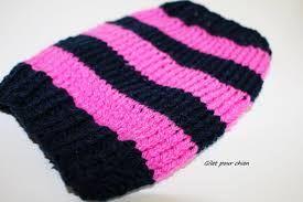 Résultats de recherche d'images pour «tuto manteau pour chien tricot»