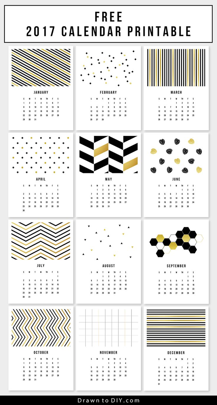 11 best kalendri images on pinterest calendar free printable 50 2017 free printable calendars solutioingenieria Choice Image
