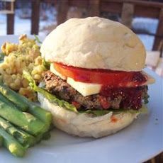 Jamaican Burgers Recipe | What's For Supper | Pinterest