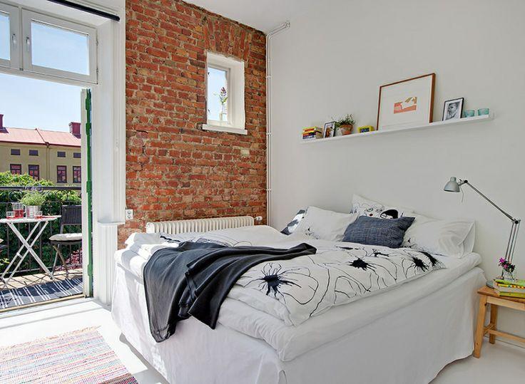 Soluções Criativas Para Deixar O Seu Quarto Mais Bonito Shelves - Six tips for a sexy bedroom