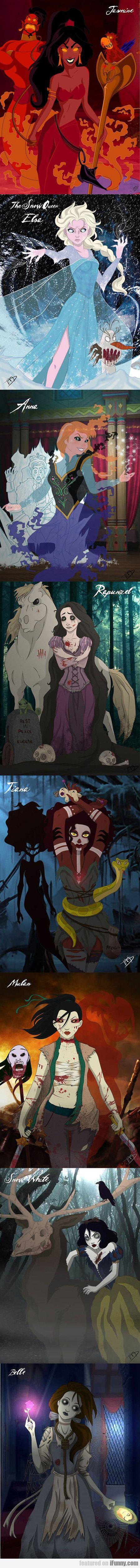 Creepy Zombie Disney Princesses #Funny-Pics http://www.flaproductions.net/funny-pics/creepy-zombie-disney-princesses/34743/?utm_source=PN&utm_medium=http%3A%2F%2Fwww.pinterest.com%2Falliefernandez3%2Fgreat%2F&utm_campaign=FlaProductions