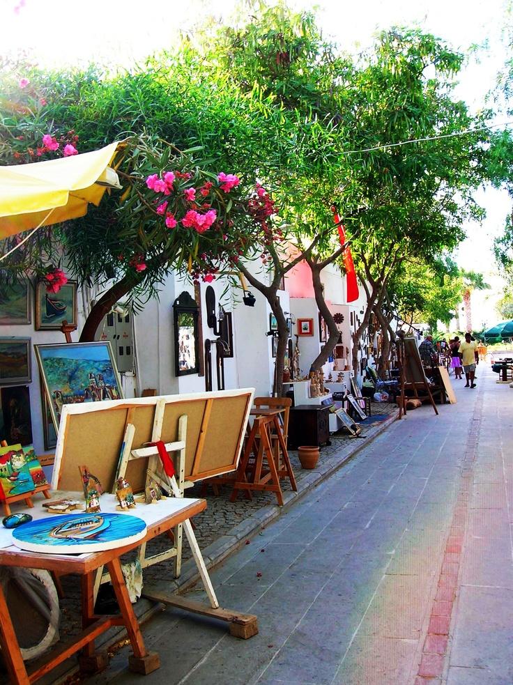 Bodrum - Yalıkavak, Turkey