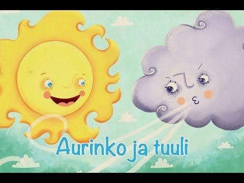 Aurinko ja tuuli - YouTube