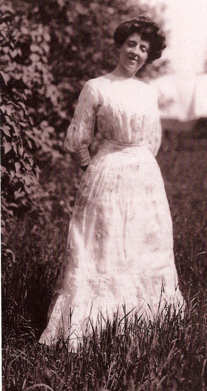 Lucy Maud Montgomery - author of Anne of Green Gabels series