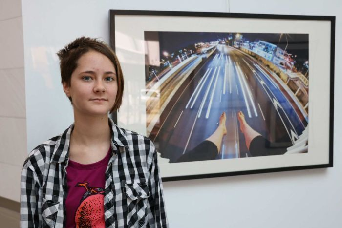 In the wake of Homelessness Prevention Week WA, a 16 year old teen has captured what life is like when you're young and living on the streets of Perth. Check out Zae's amazing story and find out about her photo exhibition.