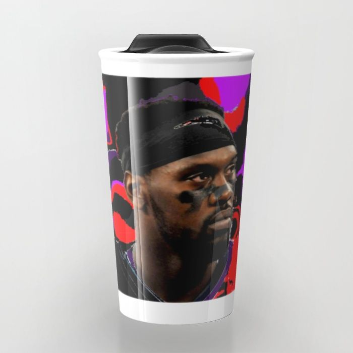Chandler Jones can fly Travel Mug